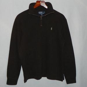 Polo by Ralph Lauren Sweaters - Polo Ralph Lauren 1/4 zip, Medium, Brown
